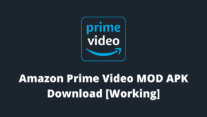 Amazon Prime Video MOD